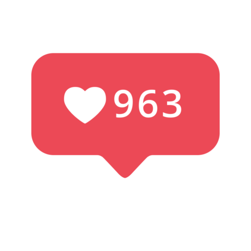Instagram Likes Free PNG