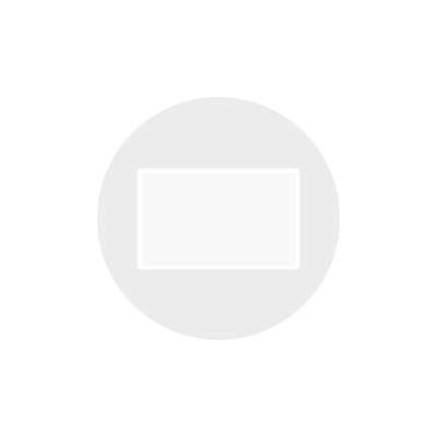 White tablet illustration on gray round icon with transparent background