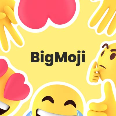 bigmoji animated emoji collection