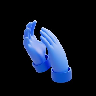 applause hands transparent background