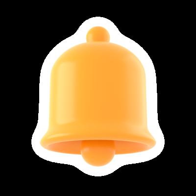 Notification Bell sticker