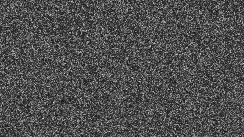 tv static noise background